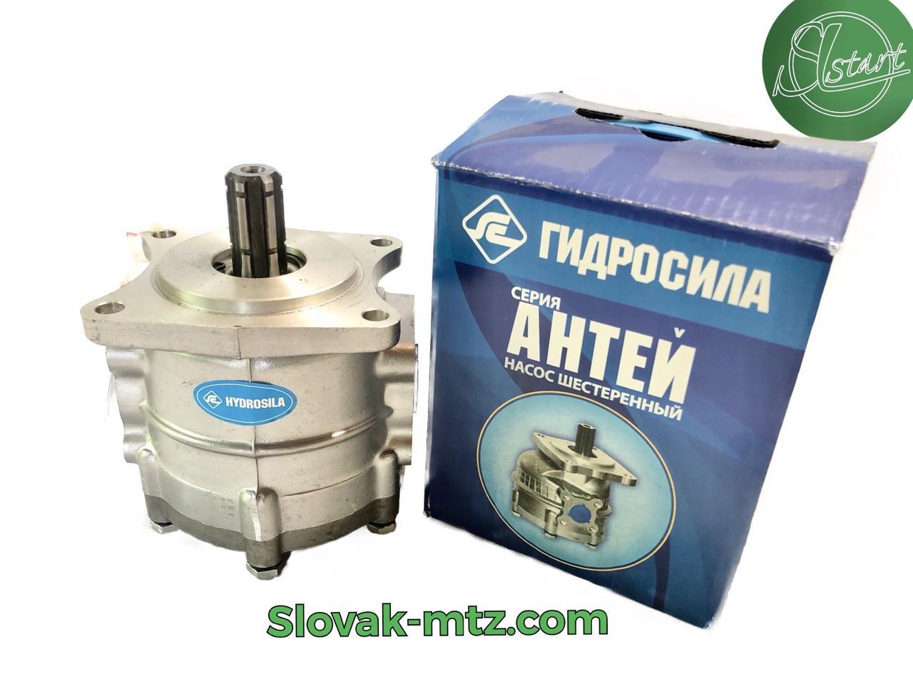 Насос Шестеренный НШ 50A-3 (левый) (правый) ANTEY | Гидросила круглый