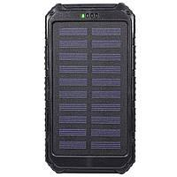 Power bank X-Dragon 20000 mAh портативное зарядное устройство внешний аккумулятор Black 2379-1063, КОД: 1452490