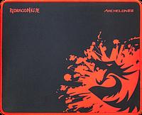 Игровая поверхность Redragon Archelon M Black Red 70237, КОД: 1639711