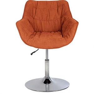 Полубарный стул VENSAN 1S CHROME ТМ Новый Стиль