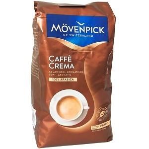Кава в зернах Movenpick Caffe Crema Німеччина 500 гр