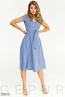Лаконичное платье-миди S,M,L,XL,2XL,3XL,4XL