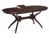Стол Доминика 1500(+440)*880*750 (венге)