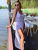 """Сукня """"MOLLI"""", тканина: пряжа бавовна. Розмір:40-42, 44-46, 48-50.Різні кольори (2139), фото 3"""