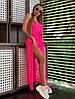 """Сукня """"MOLLI"""", тканина: пряжа бавовна. Розмір:40-42, 44-46, 48-50.Різні кольори (2139), фото 6"""
