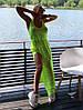 """Сукня """"MOLLI"""", тканина: пряжа бавовна. Розмір:40-42, 44-46, 48-50.Різні кольори (2139), фото 7"""