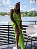 """Сукня """"MOLLI"""", тканина: пряжа бавовна. Розмір:40-42, 44-46, 48-50.Різні кольори (2139), фото 8"""