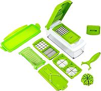 Овощерезка Nicer Dicer Plus Green n-190, КОД: 1623956