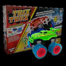 Игровой набор Trix Trux LP100 канатный детский монстр-трак Зеленый hubber-228, КОД: 1160157