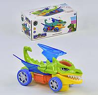Машинка Small Toys Динозавр YX-001 Музыкальная 2-69533, КОД: 1818644