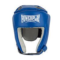 Боксерський шолом тренувальний PowerPlay 3084 XL Синий, КОД: 1213610
