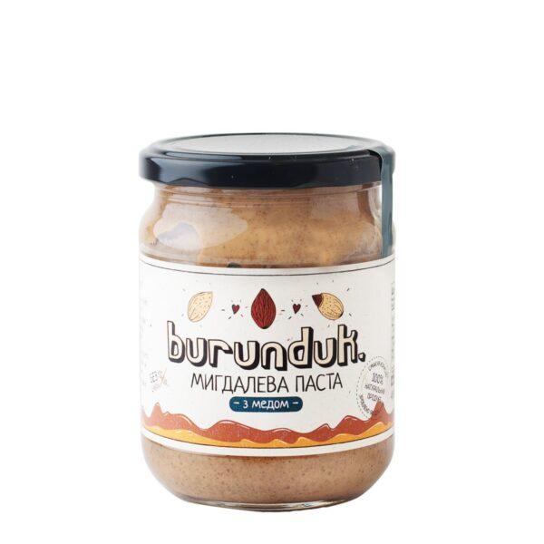 Мигдальний паста Burunduk, 450 г