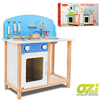 Детская деревянная Кухня 2389 VIVI Wood Toys