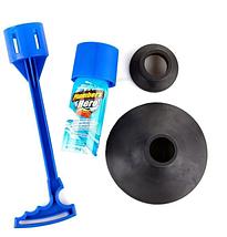 Вантуз Plumber's Hero для прочистки канализационных труб, фото 2