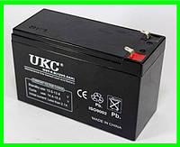 Аккумулятор Батарея 12V 9Ач для Скутеров Мопедов