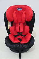 Детское автомобильное кресло LINDO Красный HB 636, КОД: 1552993