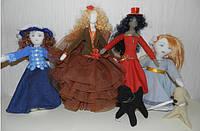 Интерьерные куклы (ручная работа)
