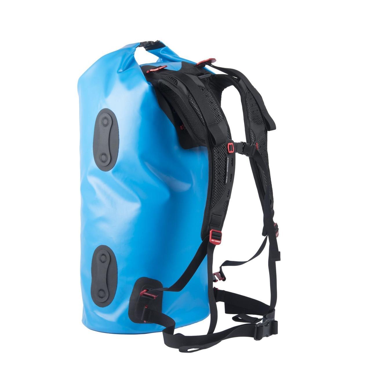 Гермомішок Sea To Summit Hydraulic Dry Pack Harness 90 Blue