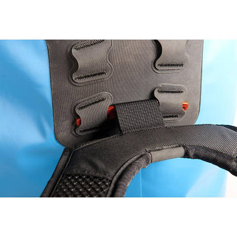 Гермомішок Sea To Summit Hydraulic Dry Pack Harness 90 Blue, фото 2