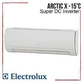 Кондиционер Electrolux EACS/I-09HAR_X/N3 Arctic X Super DC Inverter -15°С инверторный до 25 м2