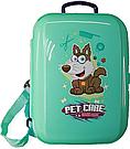 """Детский игровой набор """"Парикмахерская для животных"""", в чемоданчике с собачкой   , фото 2"""