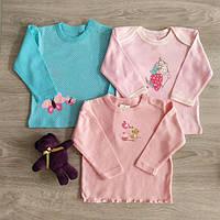 Кофта регланом для новорожденных Бабочка Фея Буквы Польша Одяг на немовлят, фото 1