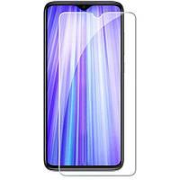 Противоударное гибкое защитное стекло 2.5D Epik Nano для Xiaomi Redmi Note 8 Pro Ультратонкое Про, КОД: 1803854