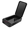 Стерилизатор UV для мобильного  телефона  и прочей  мелочи Черный hubLeES40204, КОД: 1676852