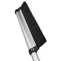 Щетка со скребком RUNDONG SD-X009 Черный с серым 2616-7345, КОД: 365818