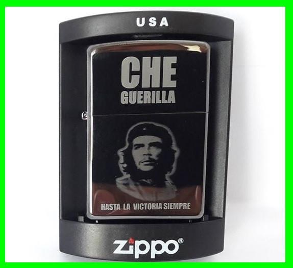 Зажигалка ZIPPO Бензиновая (Che Guevara)