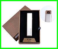 Электрическая USB Зажигалка - Двухсторонний Слайдер, фото 1