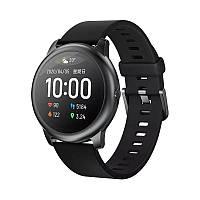 Смарт-часы Xiaomi Haylou Solar LS-05 черные | умные часы спортивные часы