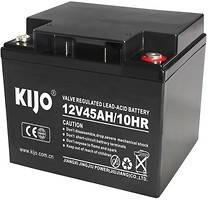 Аккумуляторная батарея Kijo JS 12V 45Ah AGM, 45 Ач 12 В