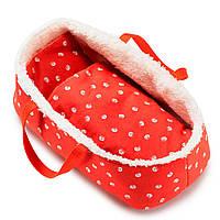 Люлька для куклы Lilliputiens Красный 83154, КОД: 1649746