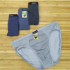 Плавки мужские стрейчевые хлопок Redoor 05201 размеры L-3XL,20014032