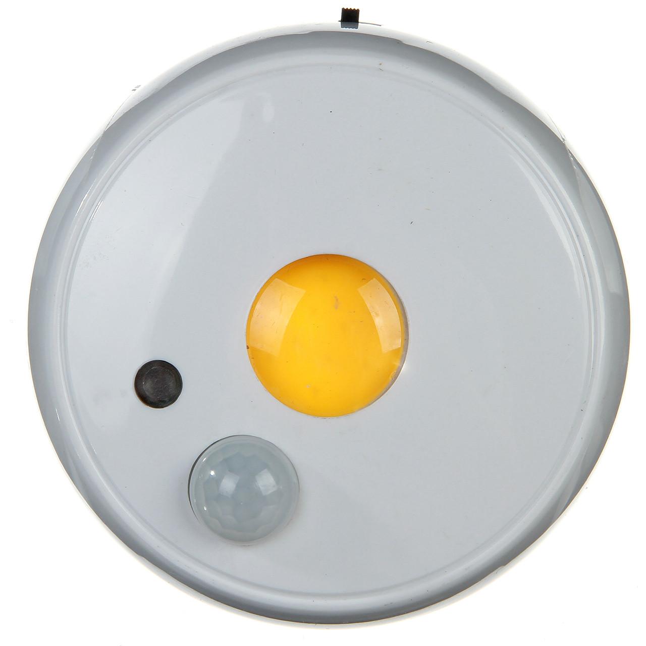 Ліхтар з датчиком руху вуличний Cozy Glow LED