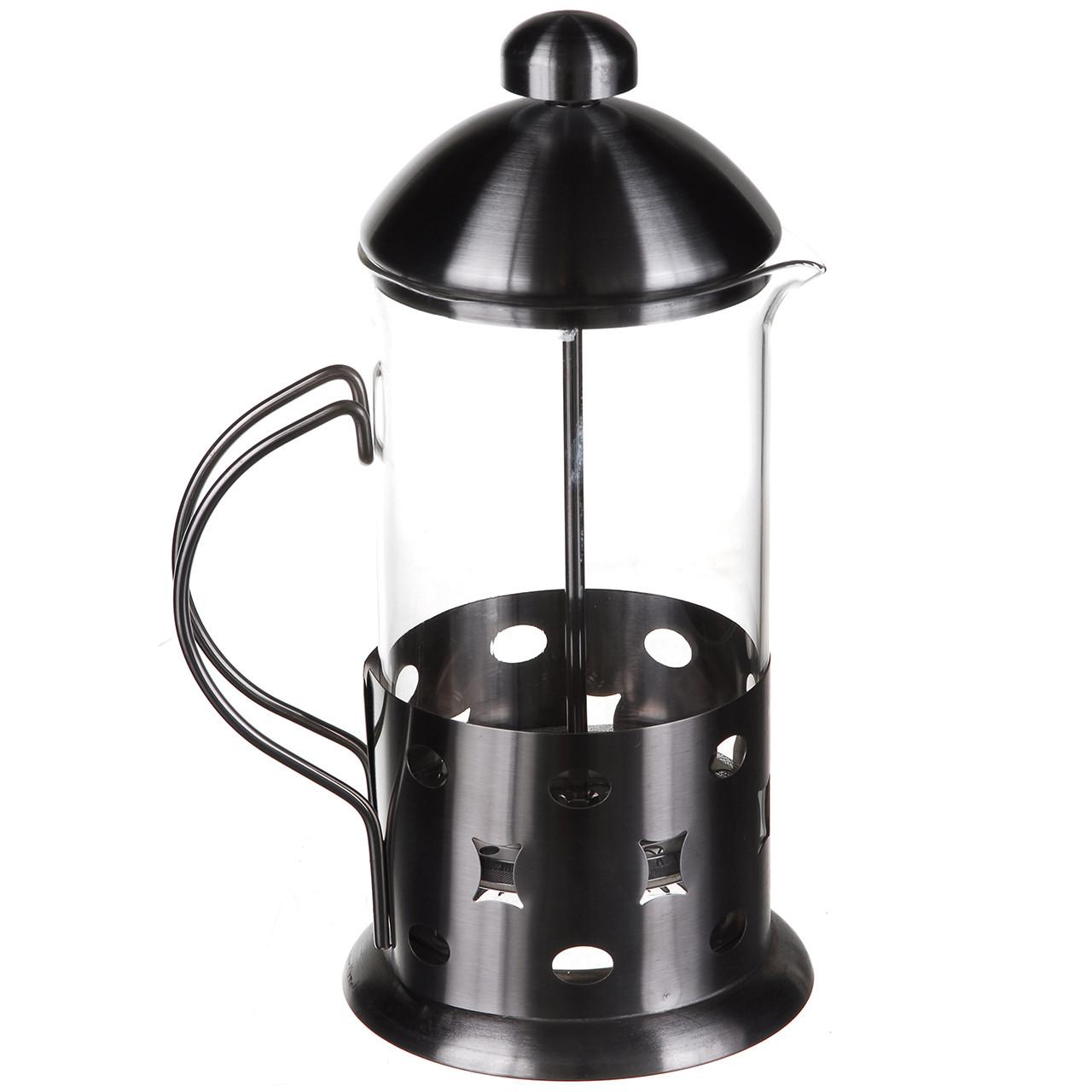 Френч-прес для чаю, кави A-PLUS 1.0 л