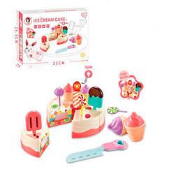 Продукты QY004-1 сладости, торт, мороженое, свеча-свет