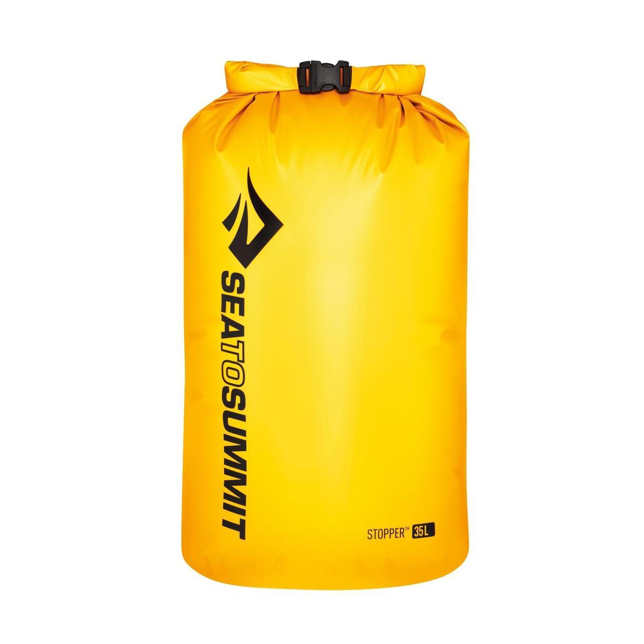 Гермомішок Sea To Summit Stopper Dry Bag 35 Yellow