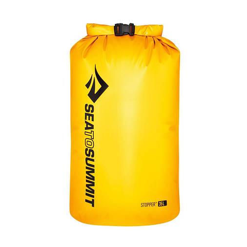 Гермомішок Sea To Summit Stopper Dry Bag 35 Yellow, фото 2