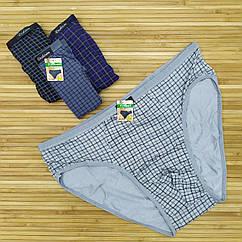 Плавки мужские стрейчевые хлопок Redoor 05203 размеры L-3XL,20014001