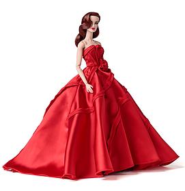 Коллекционная кукла Integrity Toys 2020 Jason Wu Velvet Rouge Véronique Perrin Exclusive