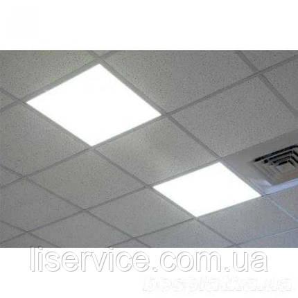 Светодиодная потолочная панель EVROLIGHT PANEL-50Вт 4000K 4200Лм , фото 2