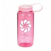 Пляшка для води Nalgene Wide Mounth розова 500 мл SKL24-143855