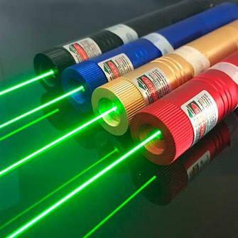 Лазерные указки