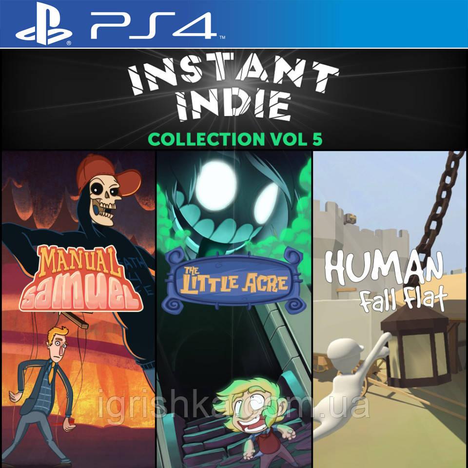 Instant Indie Collection: Vol. 5 Ps4 (Цифровой аккаунт для PlayStation 4)