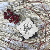 Деревянные новогодние игрушки 7Arts 12 шт NE-0004, КОД: 1474093