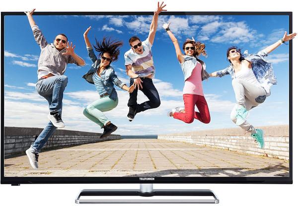 Телевізор Telefunken L40F278X3CW ( Full HD / Wi-Fi / 600Hz / Smart TV / Android / DVB-T, DVB-C, DVB-S, DVB-S2)