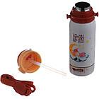 Дитячий термос с трубочкою A-PLUS 450 мл червоний з дівчинкою, фото 3