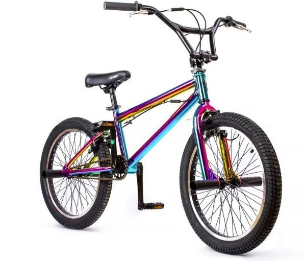 """Велосипед bmx для подростка Crosser Rainbow 20"""""""